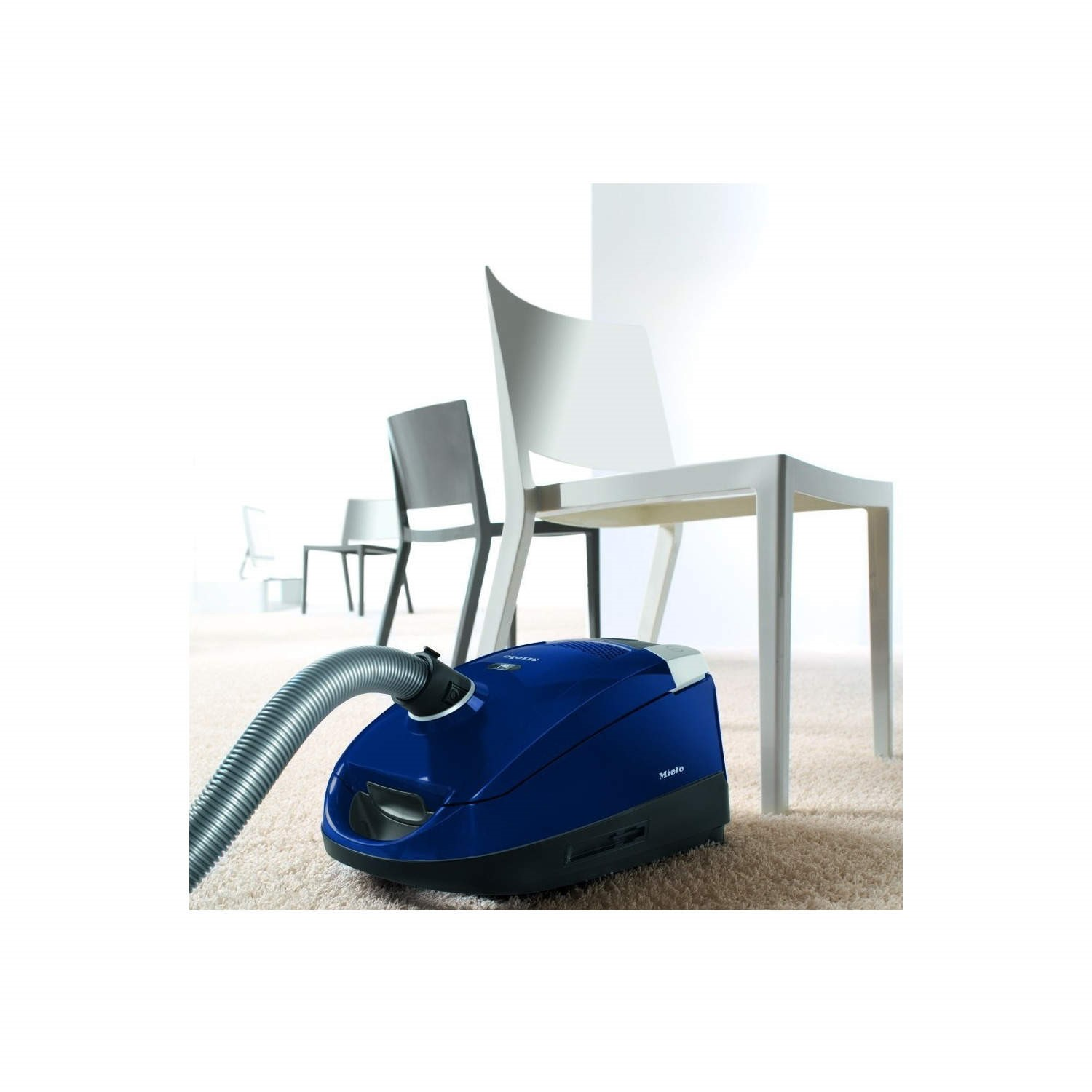 Miele COMPACTC2POWERLINE1200W Compact C2 PowerLine 1200W Cylinder Vacuum Cleaner Blue