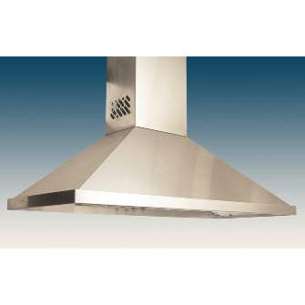 Elica COVE110RM-SS COVE110SSRM 110cm Range Style Chimney Cooker Hood with External Motor Stainless Steel