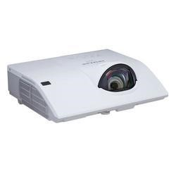 Hitachi Projector CP-CW300WN WXGA 3000 ANSI Lumens 3.6kg 3000_1 contrast ratio 0.6_1 short throw fixed 10W speaker Network wireless capable