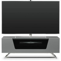 Alphason CRO2-1000CB-GR Chromium 2 TV Stand for up to 50