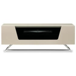 Alphason CRO2-1000CB-IV Chromium Ivory TV Cabinet - Up To 50 Inch