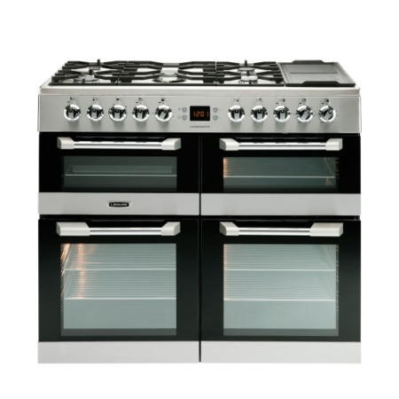 Leisure CS100F520X Cuisinemaster 100cm Dual Fuel Range Cooker - Stainless Steel
