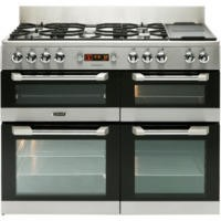 Leisure CS110F722X Cuisinemaster 110cm Dual Fuel Range Cooker Stainless Steel