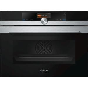 Siemens CS656GBS1B Compact Height Built-in Multifunction Steam Oven Stainless Steel