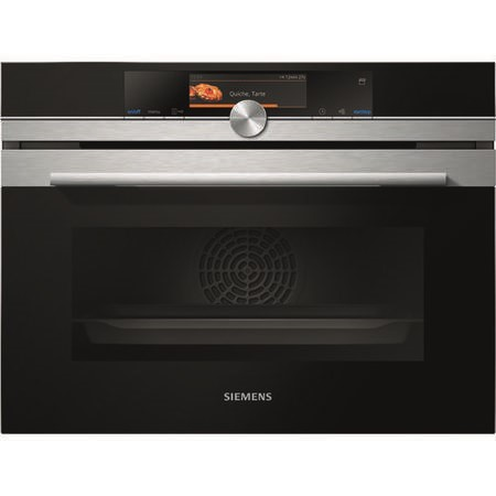 Siemens Cs658grs1b Multifunction Built In Steam Oven
