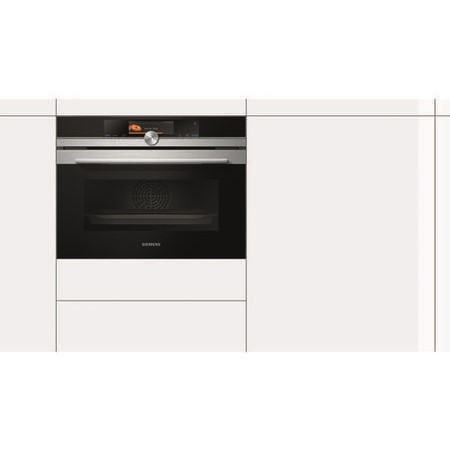 Siemens CS658GRS1B Multifunction Built-in Steam Oven Stainless Steel