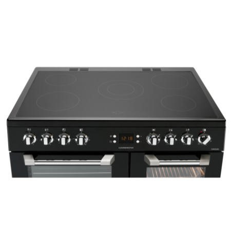 Leisure Cs90c530k Cuisinemaster Black 90cm Electric Range