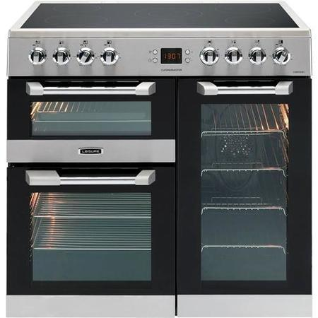 Leisure Cs90c530x Cuisinemaster Stainless Steel 90cm