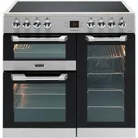 Leisure CS90C530X Cuisinemaster Stainless Steel 90cm Electric Range Cooker With Ceramic Hob