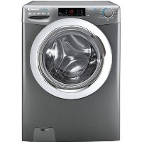 Candy CSOW2853TWCGE-80 8kg Wash 5kg Dry 1200rpm Freestanding Washer Dryer - Graphite