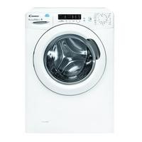 Candy CSW485D-80 8kg Wash 5kg Dry Freestanding Washer Dryer White