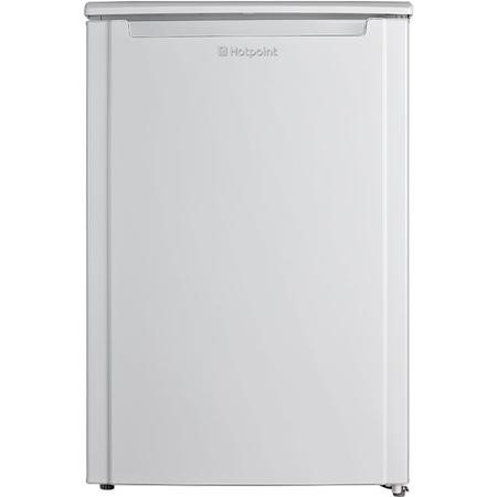 Hotpoint CTL55P 85x55cm 133L Freestanding Under Counter Fridge - White