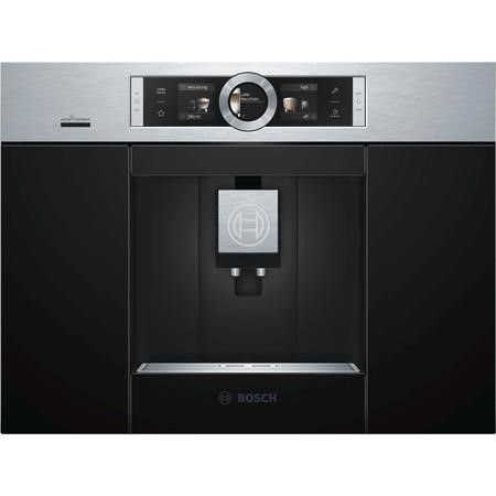 Bosch CTL636ES6 Fully Automatic Bean to Cup Coffee Machine - Stainless Steel