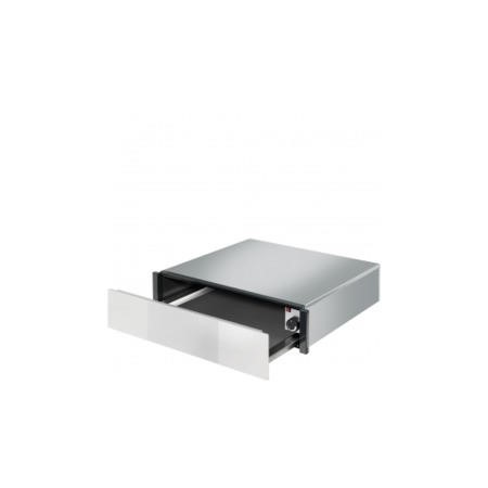 Smeg CTP1015B Linea 15cm High Warming Drawer White
