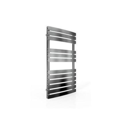 Segrino Chrome Heated Towel Rail - 800 x 500mm