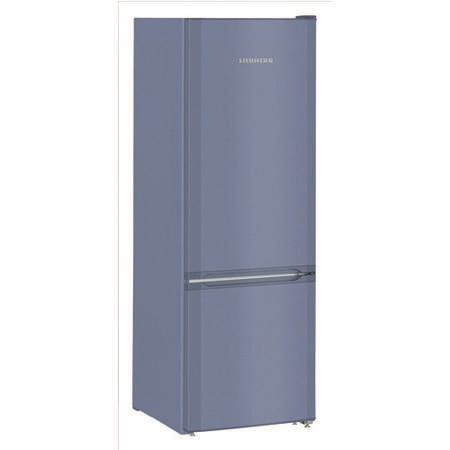 Liebherr CUfb2831 161x55cm Freestanding Fridge Freezer - Frozen Blue