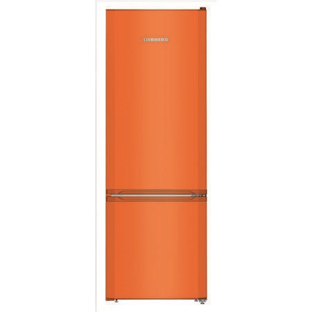 Liebherr CUno2831 161x55cm Freestanding Fridge Freezer - Neon Orange