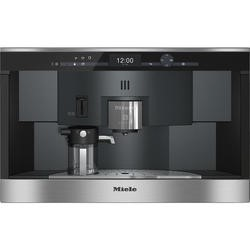 Miele CVA6431clst DirectSensor Nespresso Capsule Built-in Coffee Machine - CleanSteel