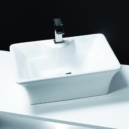 Cloakroom Countertop Sink - 1 Tap Hole