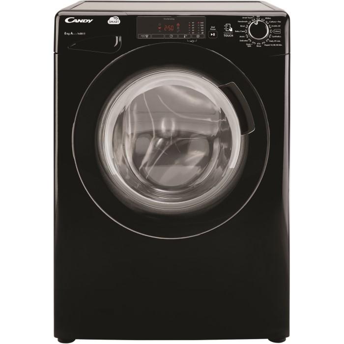 Candy Cvs1482d3b Smart 8kg 1400rpm Freestanding Washing Machine