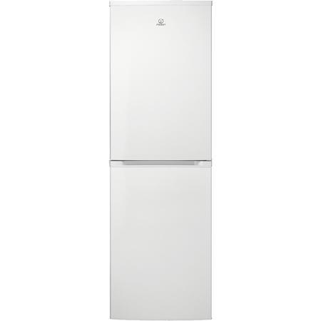 Indesit CVTAA55NF Frost Free Freestanding Fridge Freezer White