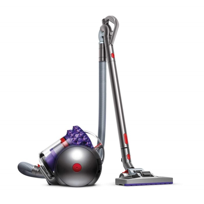Dyson Cy23 Animal Cylinder Bagless Vacuum Cleaner Grey And