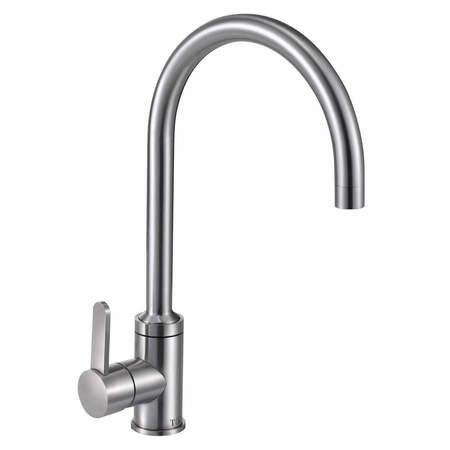 Taylor & Moore Norman Inset 1 Bowl Stainless Steel Sink & Canterbury Chrome Tap Pack