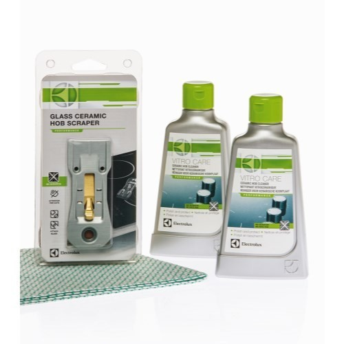 ceramic induction cleaning kit