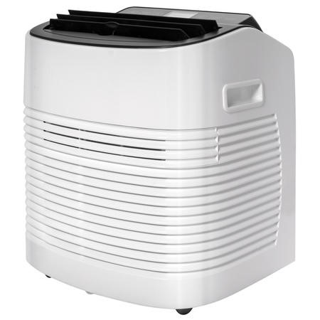 ElectrIQ Compact 9000 BTU Small And Powerful Portable Air Conditioner For  Rooms Up To 20 Sqm
