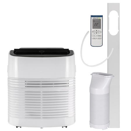 electriQ Compact 9000 BTU Small and Powerful Portable Air Conditioner for Rooms up to 21 sqm