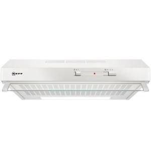 Neff D16BS01W0B 60cm Conventional Cooker Hood White