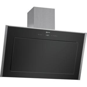NEFF D39DT57N0B Touch Control 90cm Angled Cooker Hood Black