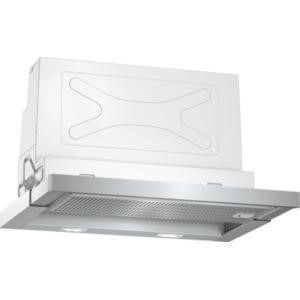 Neff D46ML54N0B 60cm Telescopic Cooker Hood Stainless Steel