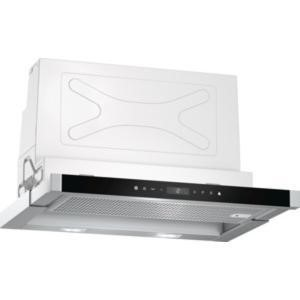 Neff D46PU54X0B 60cm Touch Control Telescopic Cooker Hood Stainless Steel
