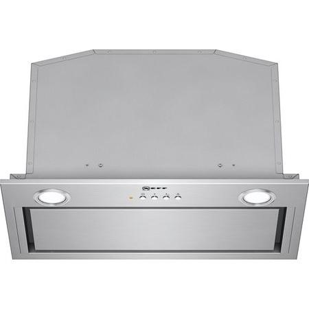 Neff D55MH56N0B N50 52cm Wide Canopy Cooker Hood Stainless Steel