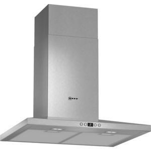 Neff D66SH52N0B Stainless Steel 60cm Chimney Cooker Hood