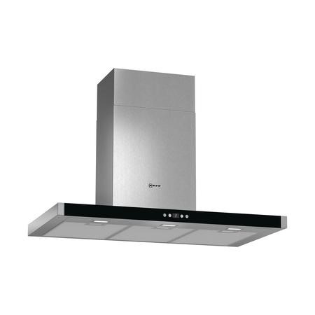 NEFF D79MH52N1B Touch Control 90cm Chimney Cooker Hood Stainless Steel