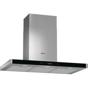 NEFF D79MT62N1B Touch Contorl 90cm Chimney Cooker Hood Stainless Steel