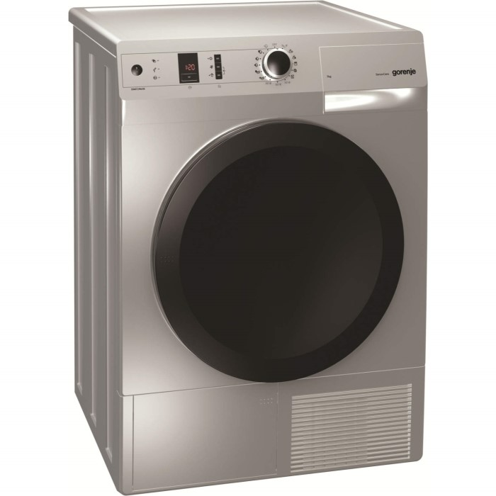 Gorenje D8565NA 8 kg Freestanding Condenser Tumble Dryer Silver