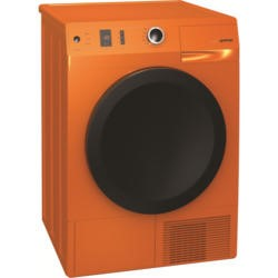 Gorenje D8565NO 454600 8 kg Freestanding Condenser Tumble Dryer Juicy Orange
