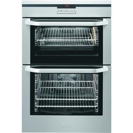 AEG D88106M Digital Multifunction Electric Built In Double Oven