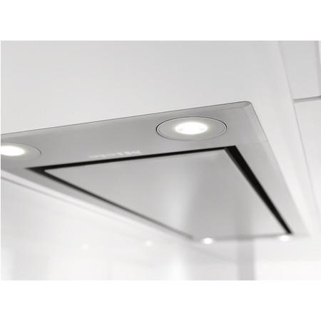 Miele DA2690EXTSS 90cm Wide Canopy Hood CleanSteel For Use With External Motor
