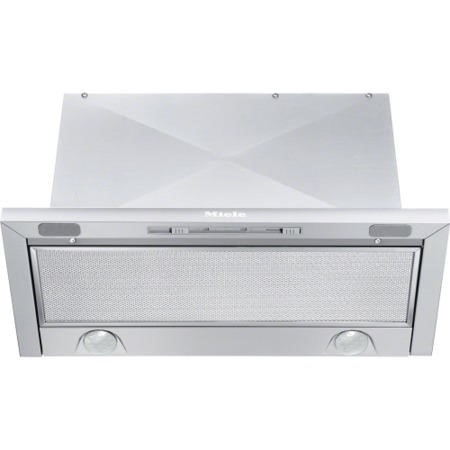 Miele DA3366 60cm Wide Stainless Steel Telescopic Integrated Cooker Hood