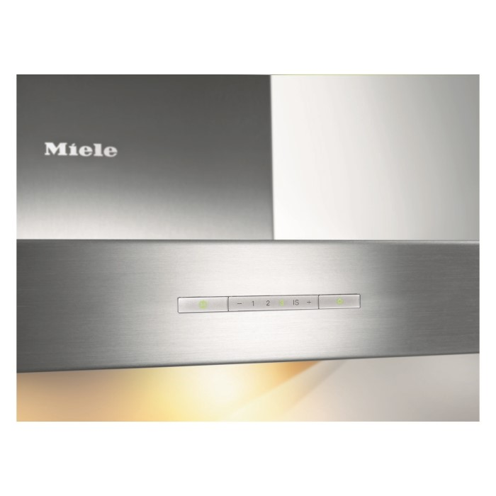 miele dapur68w 60cm cooker hood with led lighting. Black Bedroom Furniture Sets. Home Design Ideas