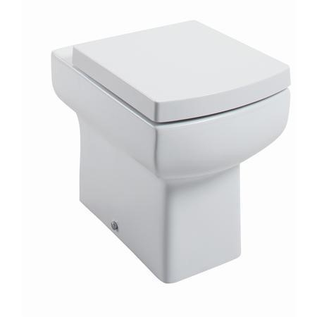 Delta Back to Wall Toilet with Soft Close Seat
