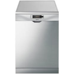 Smeg DC134LSS 14 Place Freestanding Dishwasher With FlexiDuo Baskets Silver
