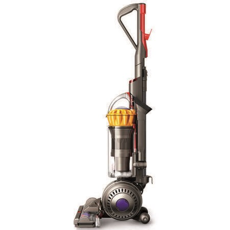 Dyson DC40i Radial Root Cyclone Ball Bagless Upright Vacuum Cleaner Grey & Yellow