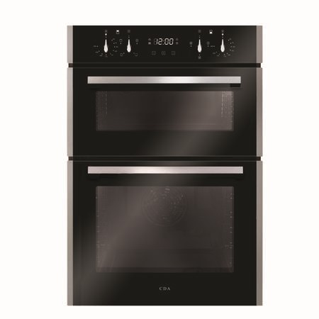 CDA DC941SS 59L Electric Built In Double Oven - Stainless Steel