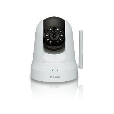 D-Link Wireless N Day & Night Pan/Tilt Cloud Camera