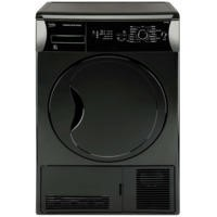 Beko DCU7230B Sensor Driven 7kg Freestanding Condenser Tumble Dryer - Black